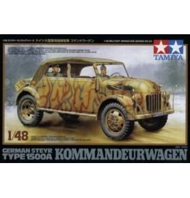TAMIYA 32553 Lekki pojazd ciężarowy Steyr 1500A Kommandeurwagen