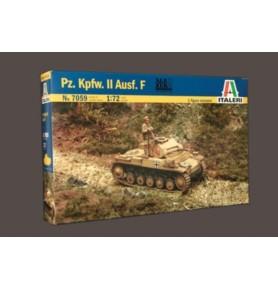 ITALERI 7059 Czołg PzKpfw II Ausf.F