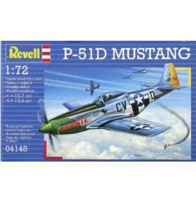 REVELL 04148 Myśliwiec P-51D Mustang
