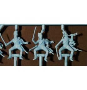 ITALERI 6052 Figurki Brytyjscy husarze