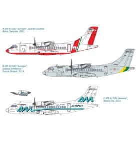 ITALERI 1801 Samolot ATR 42-500