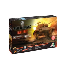 ITALERI 36504 Czołg World Of Tanks: M24 Chaffee