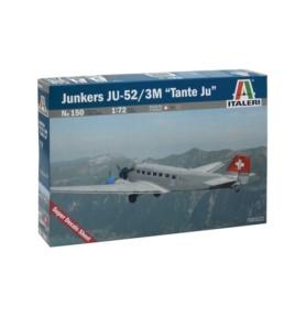 ITALERI 0150 Samolot transportowy Junkers Ju-52