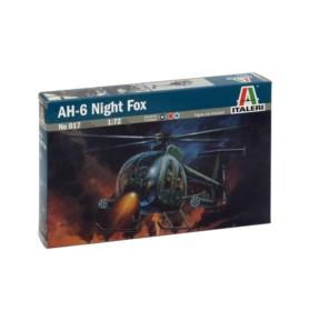ITALERI 0017 AH-64 NIGHT FOX