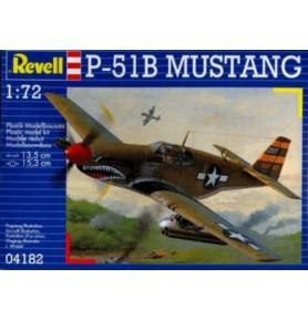 REVELL 04182 Myśliwiec P-51 B Mustang
