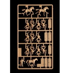 ITALERI 6084 Figurki Francuscy kirasjerzy