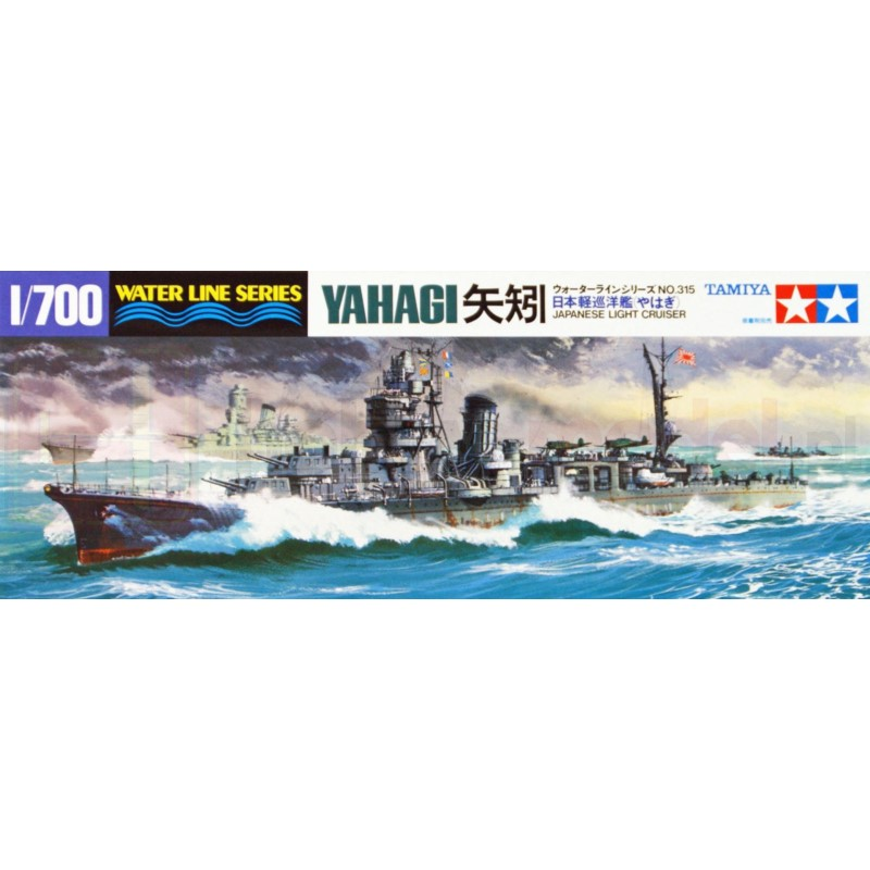 TAMIYA 31315 Krążownik lekki Yahagi