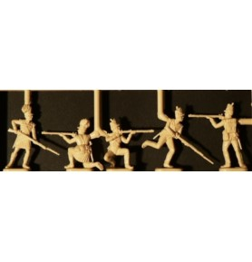 ITALERI 6058 Figurki Brytyjska i szkocka piechota