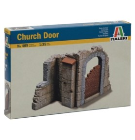 ITALERI 0409 Ruiny drzwi do kościoła