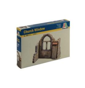 ITALERI 0408 Ruiny okna kościoła