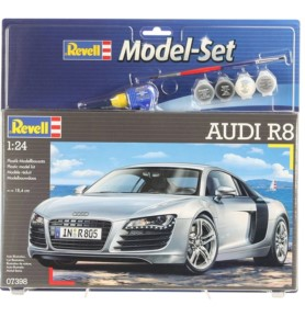 REVELL 67398 Samochód Audi R8 (zestaw)