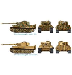 ITALERI 7505 Czołg Pz. Kpfw. VI Tiger I Ausf. E