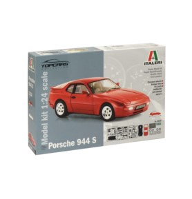 ITALERI 3659 Samochód Porsche 944s