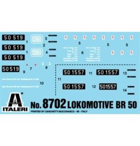ITALERI 8702 Lokomotywa BR50