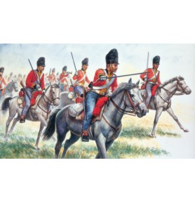 ITALERI 6001 Brytyjska kawaleria