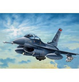 ITALERI 0188 Odrzutowiec F-16 C/D Night Falcon
