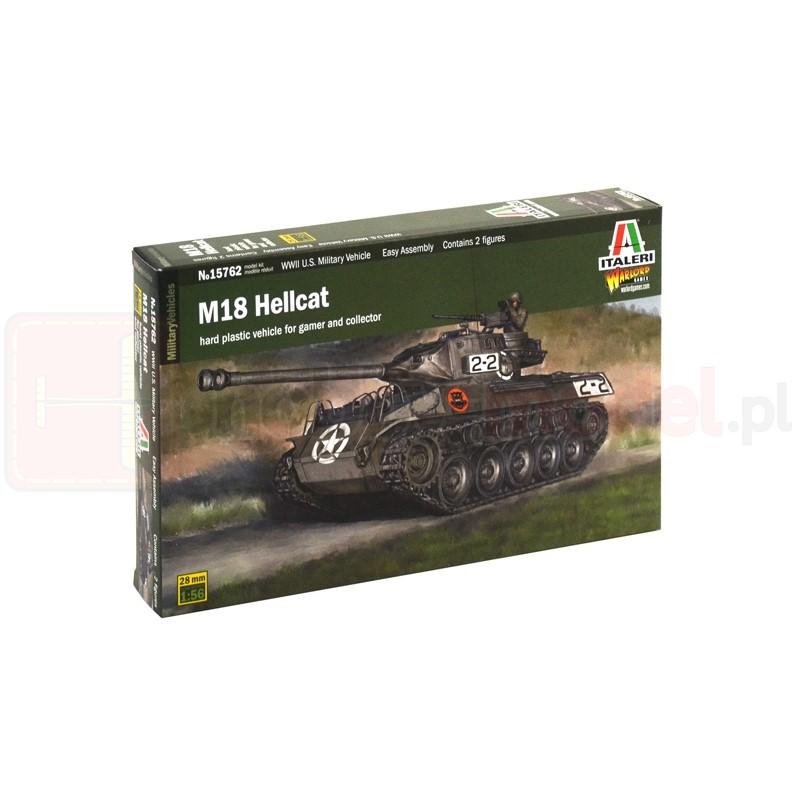 ITALERI 15762 Czołg amerykański M18 Hellcat