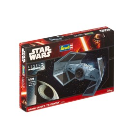 REVELL 03602 Star Wars Darth Vaders'S Tie Fighter