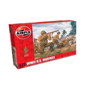 AIRFIX 00716 Piechota amerykańska U.S. Marines WWII
