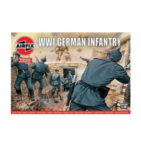 AIRFIX 00726 Piechota niemiecka WWII