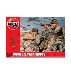 AIRFIX 00751 Amerykańskie siły powietrznodesantowe WWII