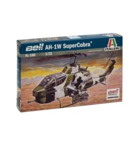 ITALERI 0160 Śmigłowiec AH-1W Super Cobra