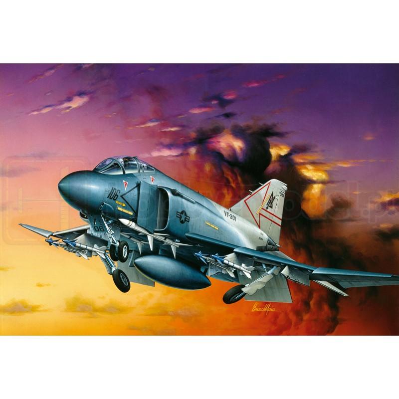 ITALERI 0170 Myśliwiec F-4S Phantom