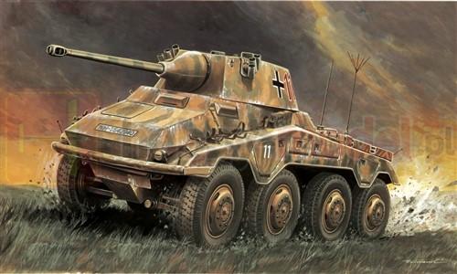 ITALERI 0202 Samochód pancerny Sd.Kfz Puma