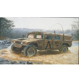 ITALERI 0273 Samochód terenowy Commando Hummer