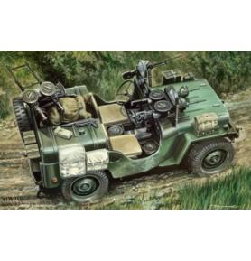ITALERI 0320 Pojazd dowódcy Willys MB (Commando Car)
