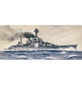 ITALERI 0501 Krążownik H.M.S. Hood
