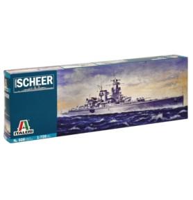 ITALERI 0508 Lotniskowiec Admiral Scheer