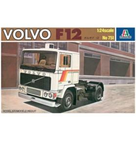 ITALERI 0751 Samochód ciężarowy Volvo F12 (vintage)