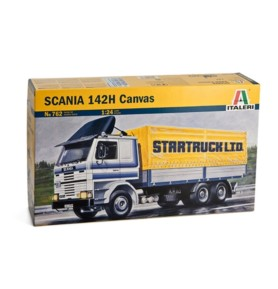 ITALERI 0762 Samochód ciężarowy Scania 142h Canvas