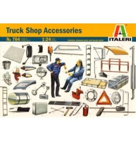 ITALERI 0764 Akcesoria do ciężarówek (warsztat)