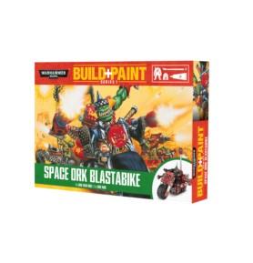 REVELL 00085 Ork na motocyklu Warhammer (zestaw)