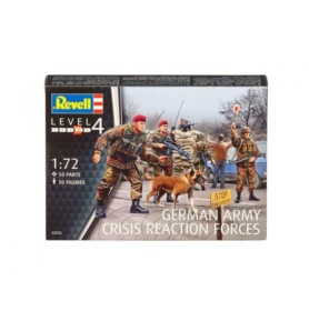 REVELL 02522 Federalne siły zbrojne Niemiec Bundeswehra