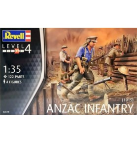 REVELL 02618 Piechota ANZAC