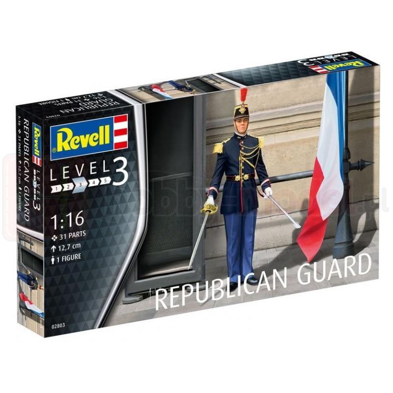 REVELL 02803 Żołnierz Gwardii Narodowej