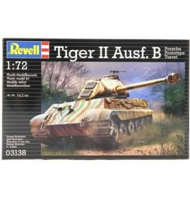 REVELL 03138 Czołg niemiecki Tiger II Ausf. B