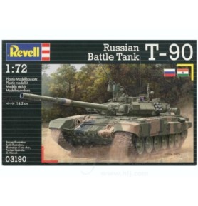 REVELL 03190 Czołg rosyjski T-90