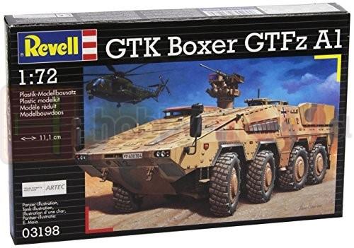 REVELL 03198 Opancerzony transporter Boxer
