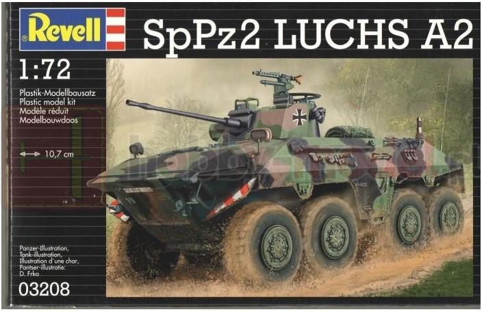 REVELL 03208 Wóz bojowy Luchs