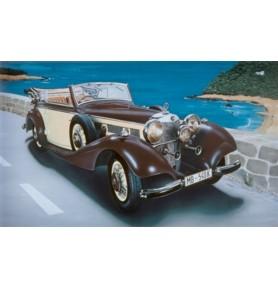 ITALERI 3701 Samochód Mercedes 540k 1/24