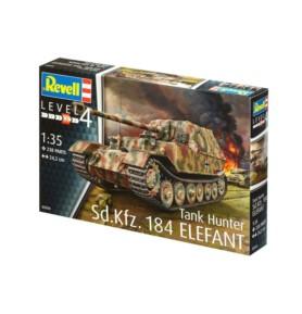 REVELL 03254 Działo pancerne Elefant (Sd.Kfz 184)