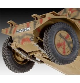 REVELL 03259 Samochód pancerny Panhard AMD 178