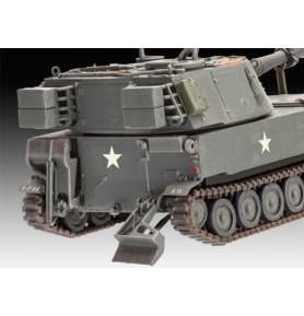 REVELL 03265 Samobieżne działo polowe M109 SPH