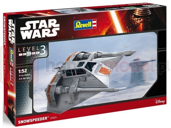 REVELL 03604 Ścigacz Snowspeeder