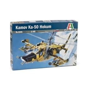 ITALERI 0845 Śmigłowiec KA - 50