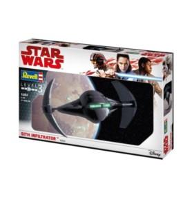 REVELL 03612 Statek Sith Infiltrator